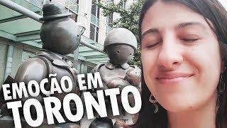 SE EMOCIONOU EM TORONTO + PENETRA NO TAPETE VERMELHO - FABIANA VIAJA - Vlog Ep.86