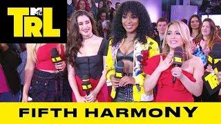 Fifth Harmony Talk Collabing w/ Pitbull & Touring | Weekdays at 3:30pm | #TRL