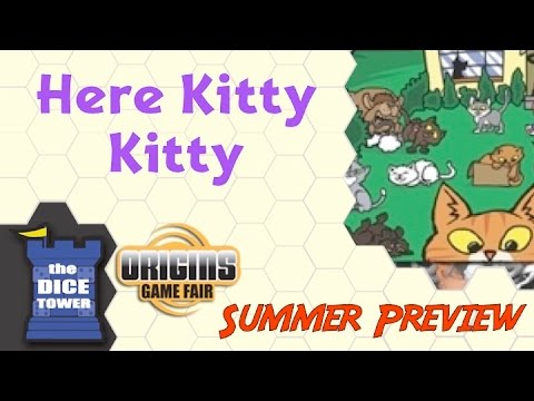Origins Summer Preview: Here Kitty Kitty