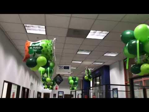 Fashion decor balloons