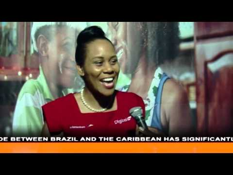 Digicel Christmas Promo Launch: ZIZ TV News