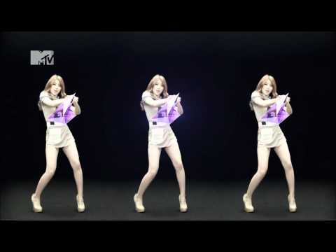 4Minute - Love Tension [Official Video]