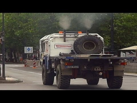 MAN - Offroad Rally Truck - Expeditions Vehicle - Sound
