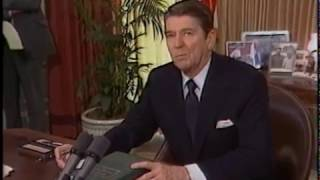 President Reagan?s Remarks at a Budget Signing Ceremony in the Oval Office on February 8, 1982