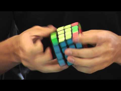 Record du Rubik's Cube 4×4