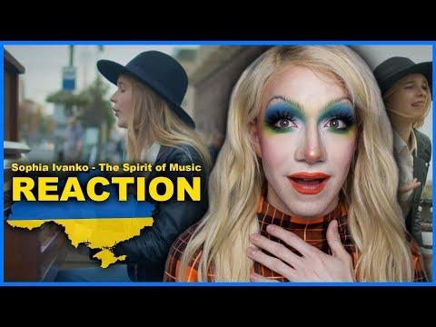 UKRAINE - Sophia Ivanko - The Spirit of Music | Junior Eurovision 2019 REACTION