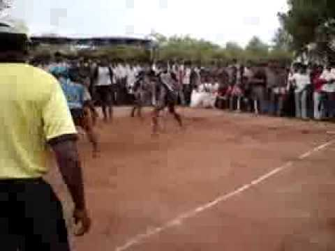 Kabaddi Match - Anna University Zone-6, Pgp Vs Gce, Part-3 video