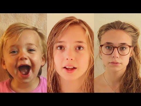 Фото детей в течение 18 лет