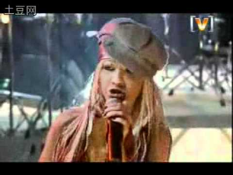 Christina Aguilera - Impossible Official Music Video