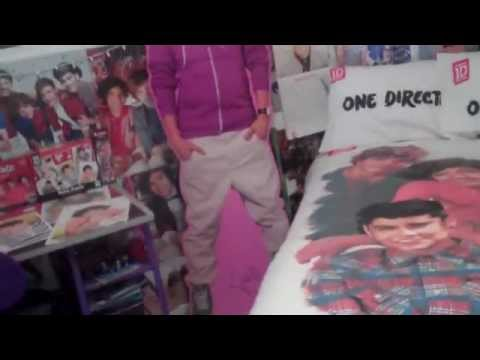 One Direction room tour (updated)