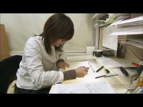 Making Naruto The Movie 1 (inside The Animation Studio) video