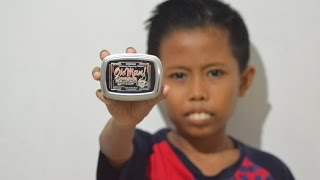 REVIEW OHMAN POMADE WATERBASED