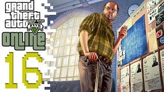 Let's Play GTA V Online PC (GTA 5) - EP16 - Finishing The Job