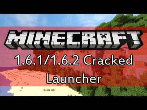 New Minecraft 1.6.2 Cracked Launcher!