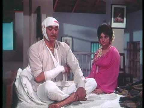 Padosan - 10 13 - Bollywood Movie - Sunil Dutt, Kishore Kumar & Saira Bano video