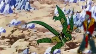 Shinnok (W/God powers) vs Imperfect Cell ( ???? VS ?????? )