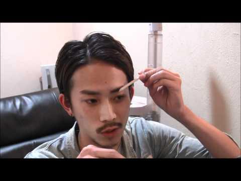 自分で簡単眉毛カットの仕方。