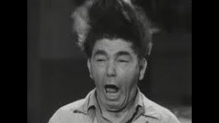 Moe Howard on Mike douglas part 6