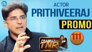Actor Babloo Prithiveeraj Exclusive Interview - Promo || Frankly With TNR #111 || Talking Movies