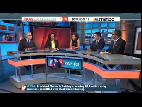 MSNBC's Jonathan Capehart Jan Brewer's Infamous Finger Wag At Obama Was Racist