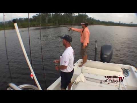 Carolina Fishing TV - Season 2/17 - New River Trout Fun!