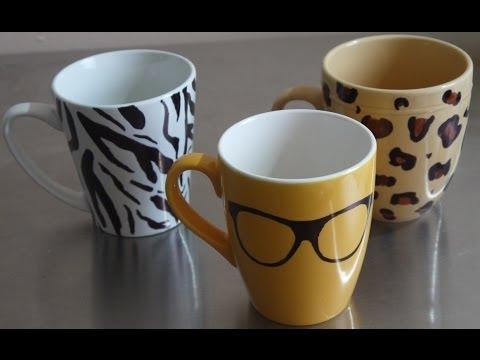 DIY❤ Tazas personalizadas -Yami
