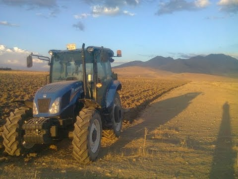 NEW HOLLAND TD65D REVİEW