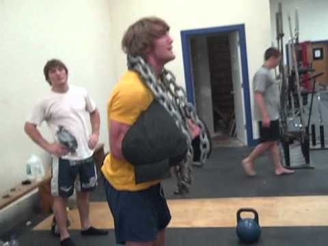 Advanced Lower Body Plyometric Training for Athletes - MMA, UFC Streng...