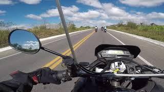 04 Mototurismo com os Motoqueiros viajantes (Cachoeirinha)| Viajar de moto-XRE300