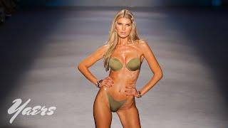 Monica Hansen Beachwear SS2020 Fashion Show Miami Swim Week 2019 Paraiso Miami Beach