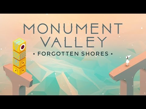 Monument Valley: Forgotten Shores - out now on iOS