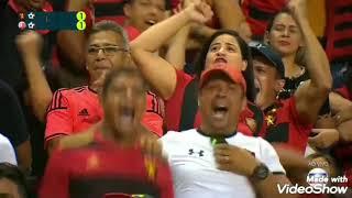 Sport 1 X 2 Náutico Narração do Rádio:Carlos Eduardo o vibrante da Transamerica Recife