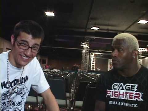 Kevin Randleman gets nerdy Video