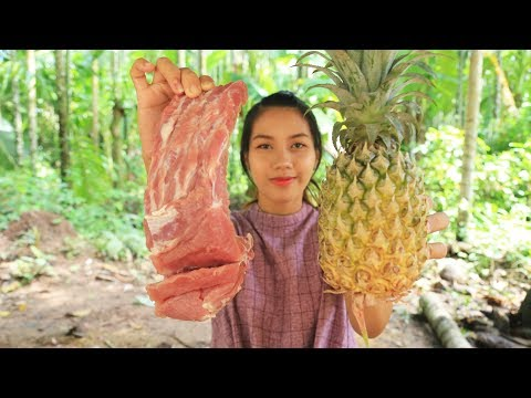 Yummy cooking Pork rib with Pineapple recipe - Cooking skill