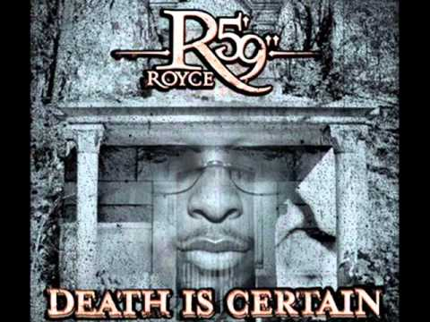 Royce Da 59 - Throw Back