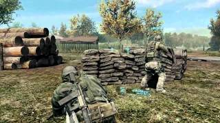 Ghost Recon : Future Soldier - Co-op Walkthrough [PL]