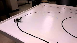 Mechatronics Track Demo
