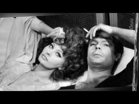 Sofia Loren & Marcello Mastroianni / music  - Sunflowers/