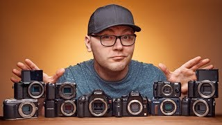 10 Cameras Under $300 for Video!