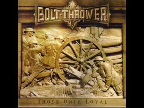 Bolt Thrower - Salvo