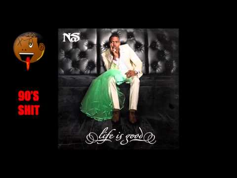 Nas - Life is Good (Full Album)