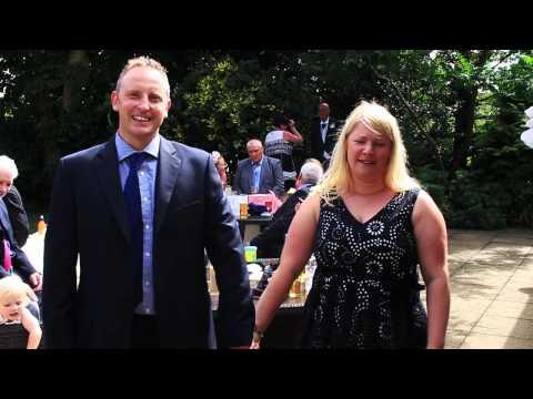 Amy and Scott's wedding - Living on a Prayer