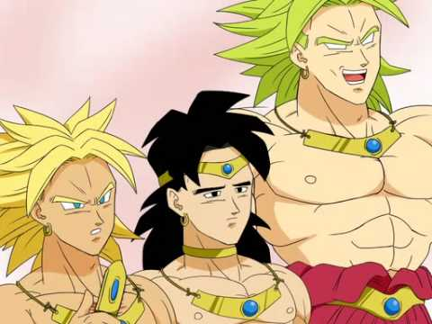 Broly Triple Feature Triple Broly Pv(triple Baka