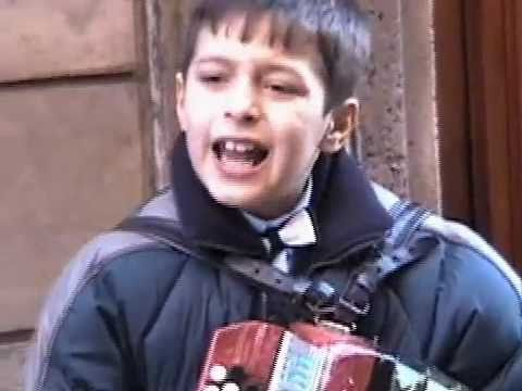 Boy Scat Singer - YouTube