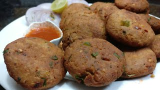 Chicken Shami Kebab | Chicken Cutlet | Easy to store, esa swad jo sada rahe yaad