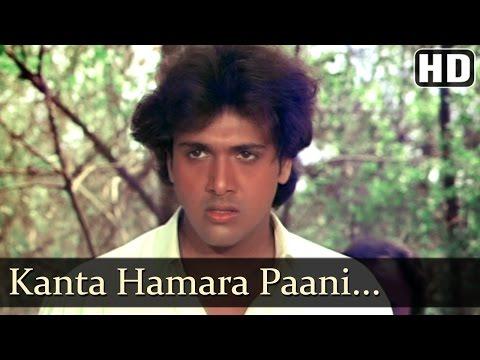 Kaanta Hamara Paani Na Mange - Dariya Dil - Govinda - Gulshan Grover - Kimi Katkar - Old Hindi Songs thumbnail