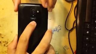 HARD RESET LG G2 D805 apagar dados senha padão