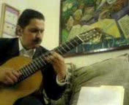 Manuel M. Ponce- La Pajarera por Alberto Trejo Villafuerte