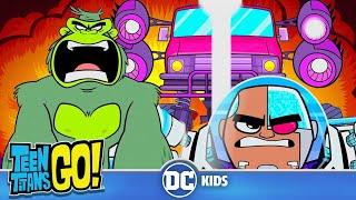 Teen Titans Go!   H.I.V.E. Car Chase