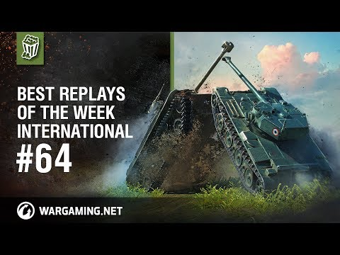 Best Replays of the Week International #64